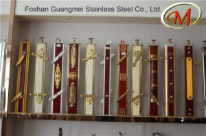Sanding Finish Stainless Steel Material Railing Pillars (GM-B068 / GM-B039-E / GM-B036-3) pictures & photos
