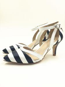 China Lady Heel Sandal Strap New Design
