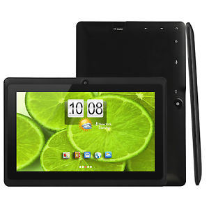 Kocaso Tablet PC Android 4.4 Quad Core 8GB Dual Camera WiFi 1.2GHz Kids Gift pictures & photos