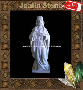 Sacred Heart of Jesus Statue (JS-PC-033)