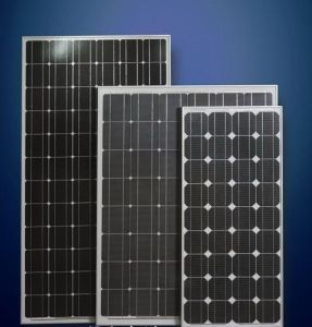 190W Mono Solar Panel Polular Solar Module pictures & photos