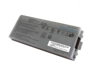 Laptop Battery 9 Cells for DELL D810