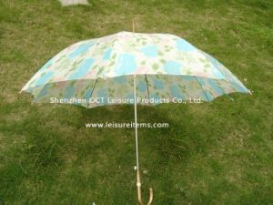 Imprinted Straight Umbrella (OCT-TT019) pictures & photos