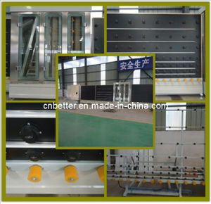 (CE Certification) Better Brand Vertical Automatic Insulating Glass Production Line