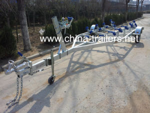 Manufacturer of Galvanized Boat Trailer pictures & photos