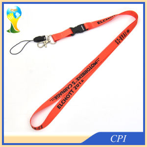 Mobile Polyester Neck Sublimation Lanyard
