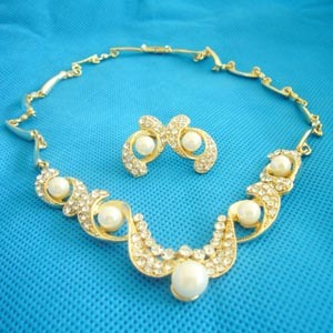 Fashion Jewelry Necklace Set (NK-901)