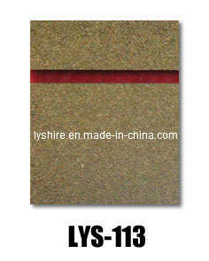 Advertising Engvaring Double Color Sheet (LYS-113)