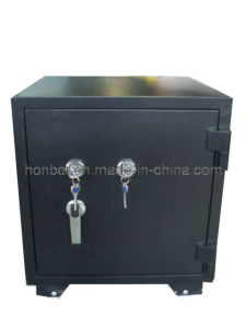 Key Lcok Fireproof Safe Box (FIRE-305KK) pictures & photos