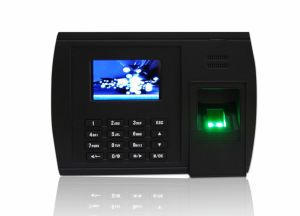 Fingerprint Time Attendance with GPRS (5000T-C/GPRS) pictures & photos