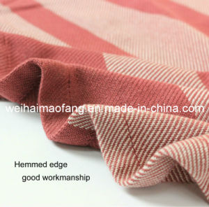 Modacrylic Airline /Airplane Blanket with Flame Retardant (NMQ-AZ009) pictures & photos