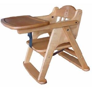 Wooden Child Chair