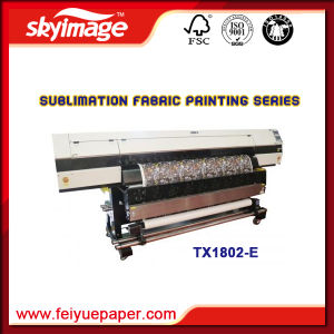1, 8m Wide Large Sublimation Printer Oric Tx1802-E with Dual Dx-5 Printhead for Textile Printing pictures & photos