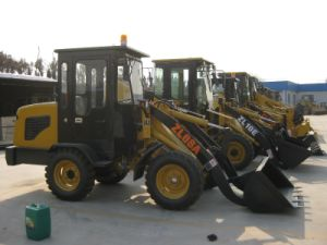 Mini Wheel Loader, Zl08A with CE Certificate pictures & photos