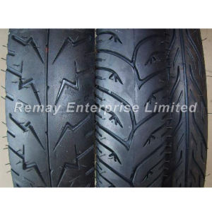 Motorcycle Tyres, Tire (70/90-17, 90/80-17, 100/800-17) pictures & photos