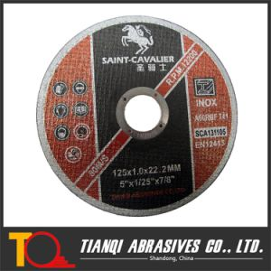 Cutting Disc for Inox 5X1/25X7/8 pictures & photos