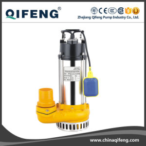Submersible Pump for Stainless Steel Body Pump (V-2200F) pictures & photos