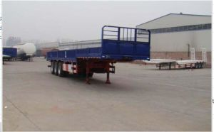 Chinese Cargo Semi Trailer Cty9406A for Sale pictures & photos