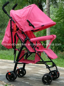 622 Pink Baby Stroller pictures & photos