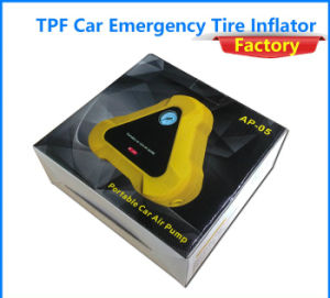 Tpf DC 12V 150 Psi Mini Small Portable Silent Air Compressor Pump Inflator