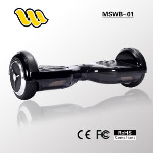 Two Wheel Self Balancing Board Scooter with 6.5inch Tire