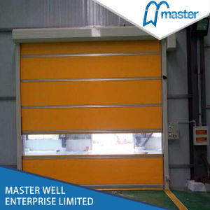 New Products Aluminum Automatic High Speed Door pictures & photos