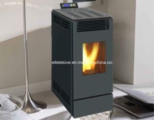 Adjustable Thermostat Overheating Protect Pellet Fireplace (NB-PS-C) pictures & photos
