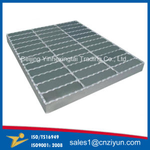 OEM Galvanized Steel Grating Plate pictures & photos