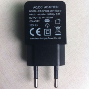 5V 1.2A Europe Plug Travel USB Charger for iPhone 4 4s 5 6 Plus
