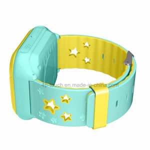 4G/WiFi Kids Safety GPS Tracker Watch with Videocall and Whatsapp pictures & photos