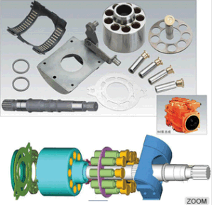 Sauer Hydraulic Pump Repair Kits (PV90R180)
