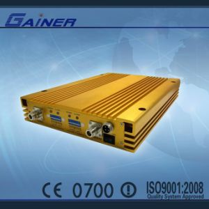 out-of-Band Rejection 27dBm GSM/3G 900/2100MHz Dual Band Repeaters Signal Booster