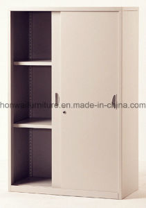 Awesome High Quality Office Storage Steel Cabinet With 2 Sliding Doors Best Image Libraries Weasiibadanjobscom