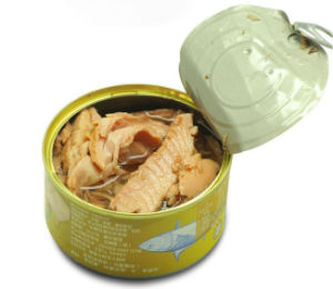Hot Selling 170g Canned Tuna in Oil pictures & photos