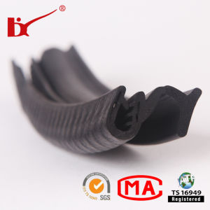 Custom High Temperature EPDM Extrusion Auto Rubber Parts Strips pictures & photos