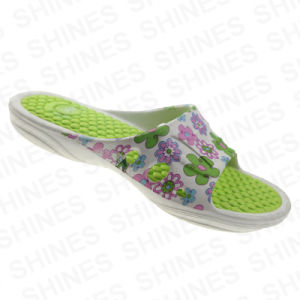 Print Uppper EVA Garden Slippers for Women