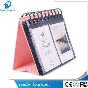 China 68 Pockets Desk Calendar Style Fujifilm Instax Mini Polaroid