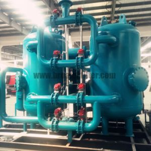 Compression Heat Regenerated Desiccant Air Dryer (BCAD-1600)