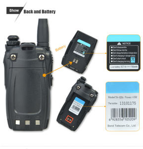 Portable Radio Th-520s Walkie Talkie pictures & photos