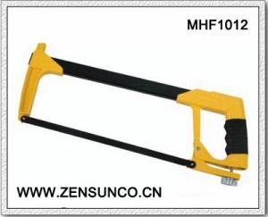 High Quality Hacksaw Square Tubular Hacksaw Frame with Aluminium Handle Soft Grip pictures & photos