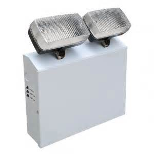2X5w LED Twin Spot Emergency Light pictures & photos
