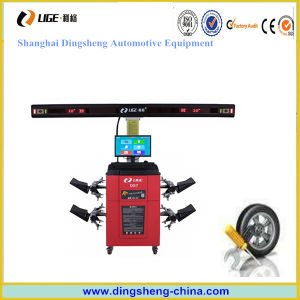 Automatic 3D Car Wheel Aligner with Target and Camera