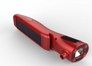 Multifunctional Solar Torch with Raido, Charger pictures & photos