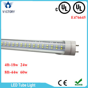 High Lumens Output UL Listed 4FT 8FT T8 Double Row Tube pictures & photos