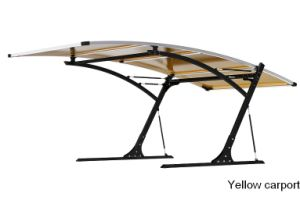 Roofing Material Polycarbonate Carport pictures & photos