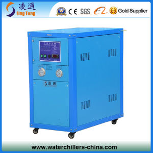 3HP-15HP Mini Industrial Water Chiller Series Customize Accept / Portable Water Cooled Liquid Chillers pictures & photos