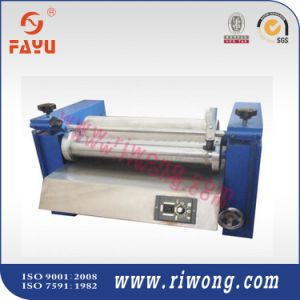 Oil Ink Printing Machine for License Plate, Roller Coater pictures & photos