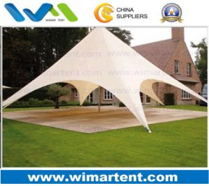 PVC Material 13m Star Shade Tent for Party Event & China PVC Material 13m Star Shade Tent for Party Event - China ...