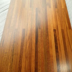 High Gloss Natural Burma Teak Hardwood Flooring