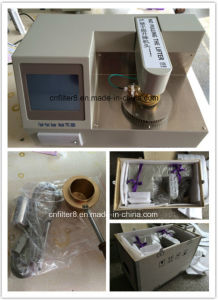 ASTM D92 Fully Automatic Petroleum Products Flash Point Open Cup Analysis Equipment (TPO-3000) pictures & photos